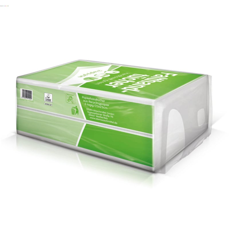 Folded Paper Towels, 2-ply