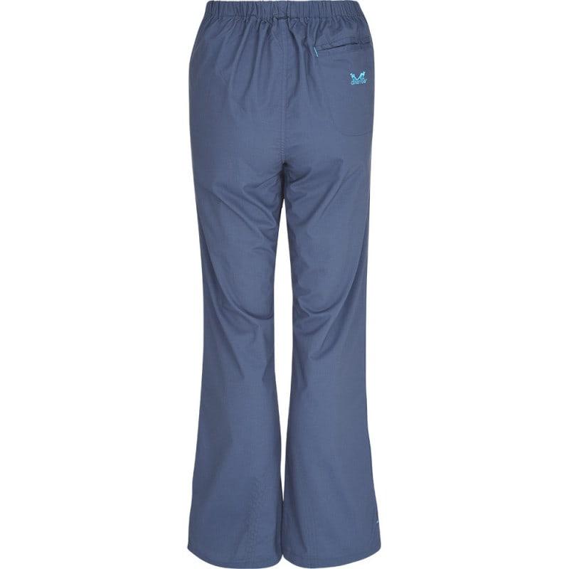 Bootcut-Hose (leicht ausgestelltes Bein)