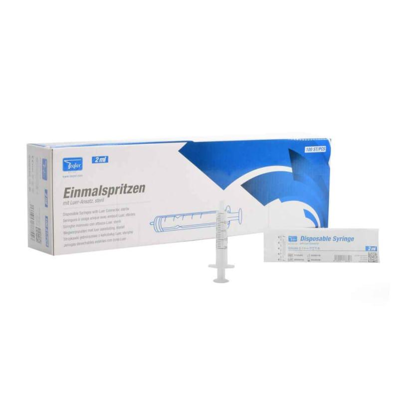 Einzeln steril verpackt - ideal geeignet für Injektionen und Punktionen