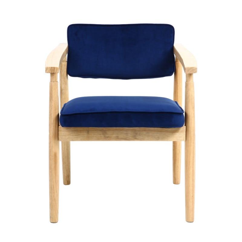 Gepolsterte Rückenlehne sorgt für hohen Sitzkomfort