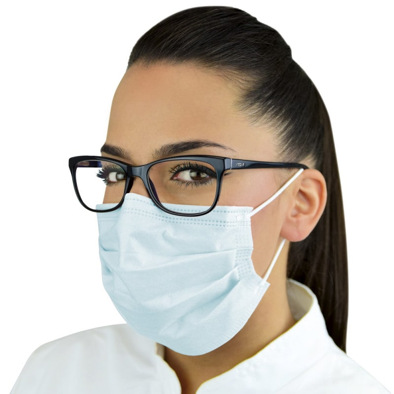 Mascarilla para usuarios de gafas SOFT