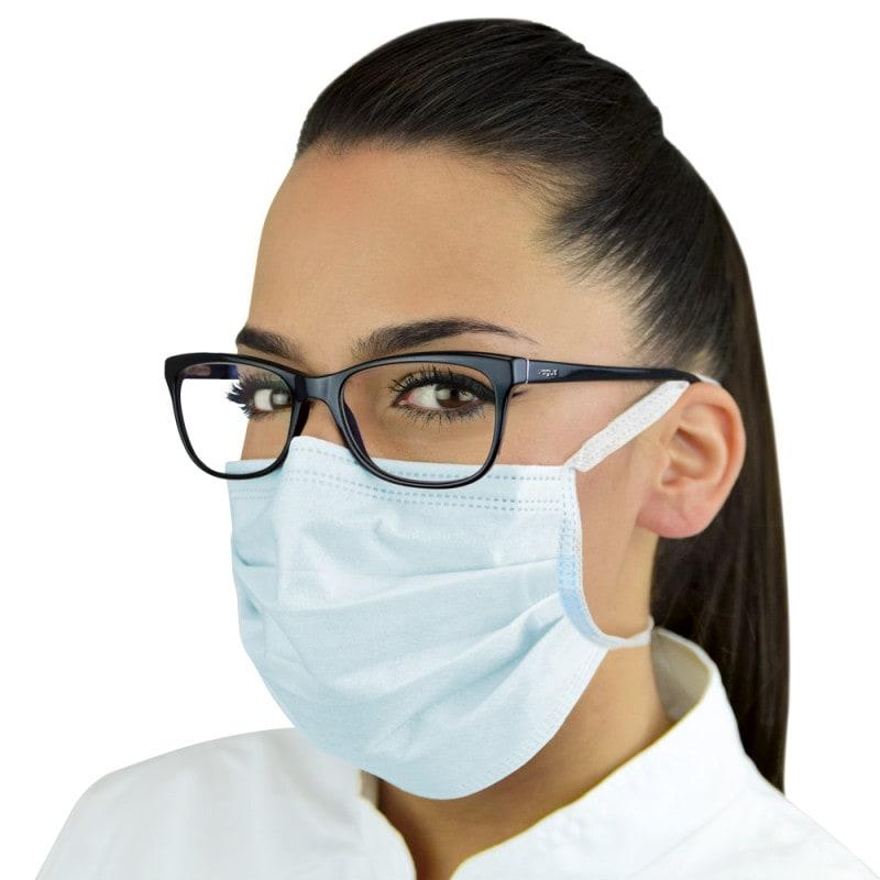 Disponibili a scelta con occhielli elastici o fasce