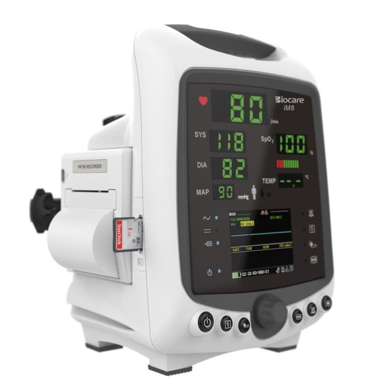 Biocoare iM8 zur Spot-Check Messung & zur kontinuierlichen Überwachung