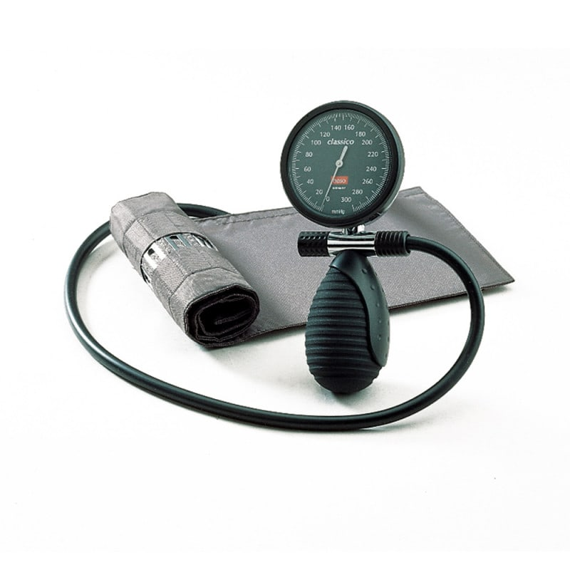 2-in-1 tube system, available with velcro or hook cuff