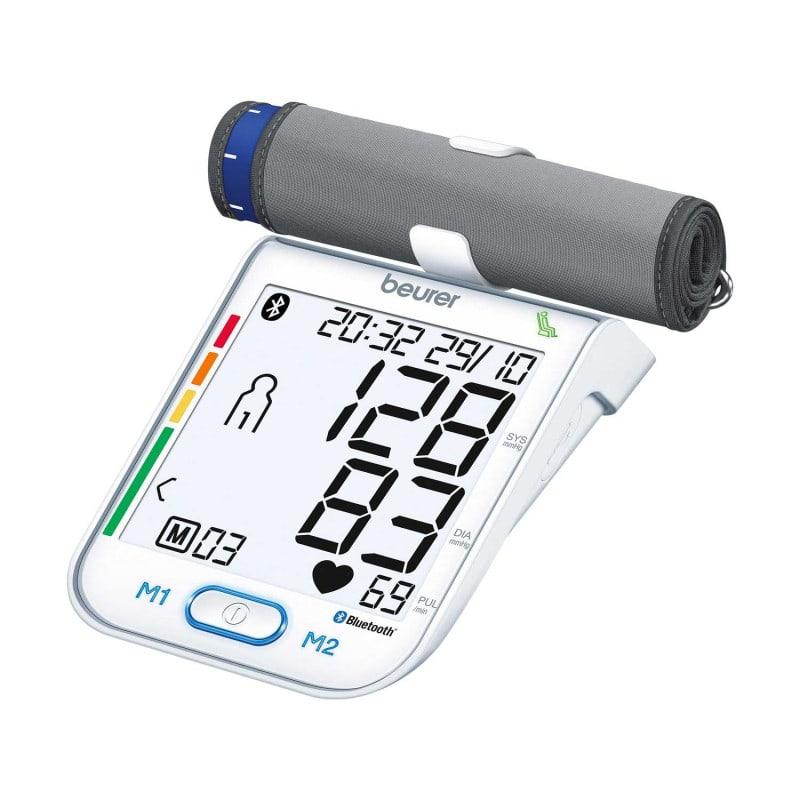 Automatyczny przesył danych do podłączonego smartfona za pomocą Bluetooth