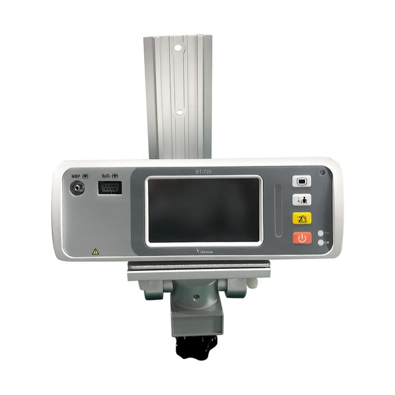 For mounting patient monitors (delivery without monitor)