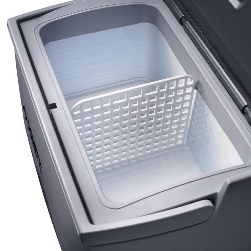 18 litres usable capacity, fixed temperature: +5°C