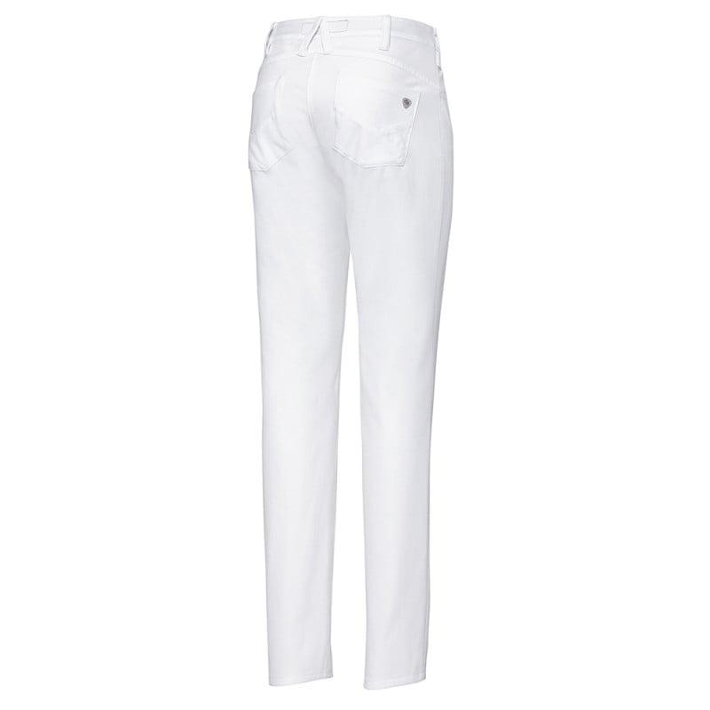 Trouser material: 47% cotton, 47% polyester, 6% elastolefin