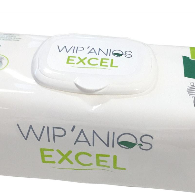 Se puede volver a cerrar herméticamente después de cada extracción de las toallitas