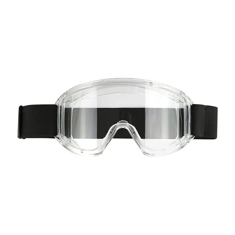 Full vision glasses, excellent fit