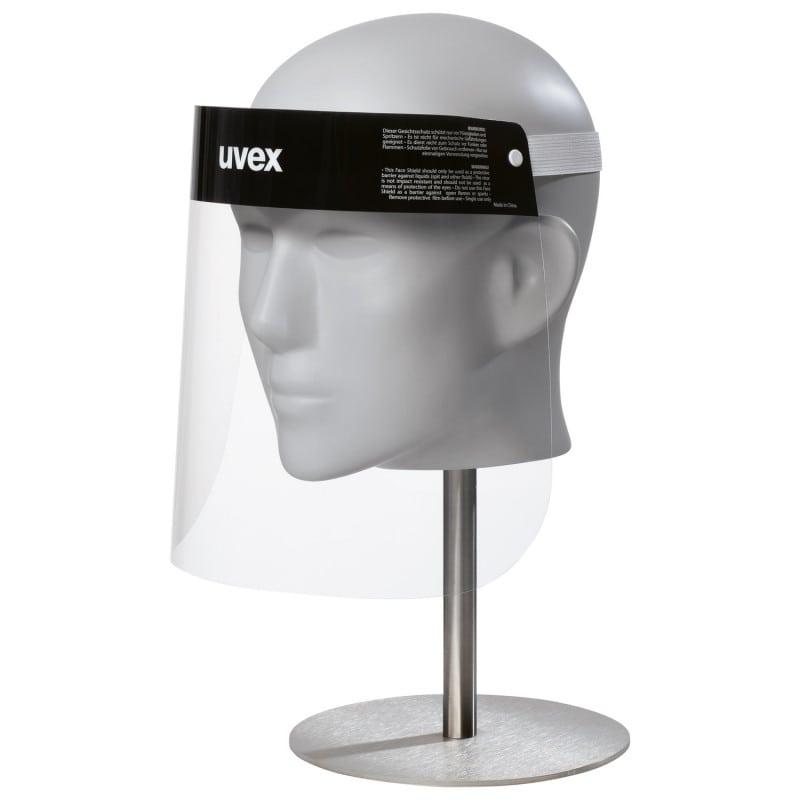 Comfortabele pasvorm dankzij de polstering rond het voorhoofd en elastische hoofdband