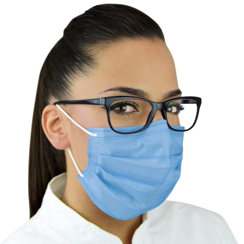 Masques de type II, conformes à la norme  EN 14683 +AC-2019. en matériau extra souple