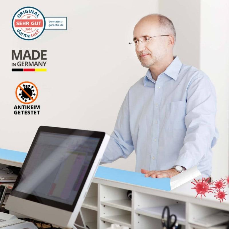 """Producto de alta calidad """"Made in Germany"""", eficacia antibacteriana probada y muy buena tolerancia cutánea"""