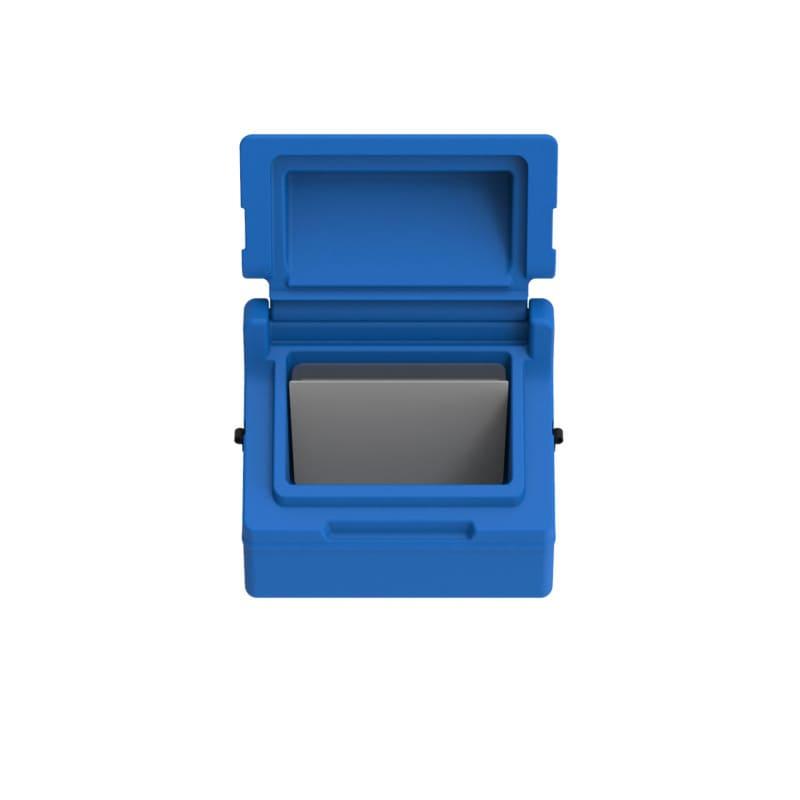 Wytrzymały pojemnik termoizolacyjny ze specjalną izolacją, dostępny w różnych rozmiarach