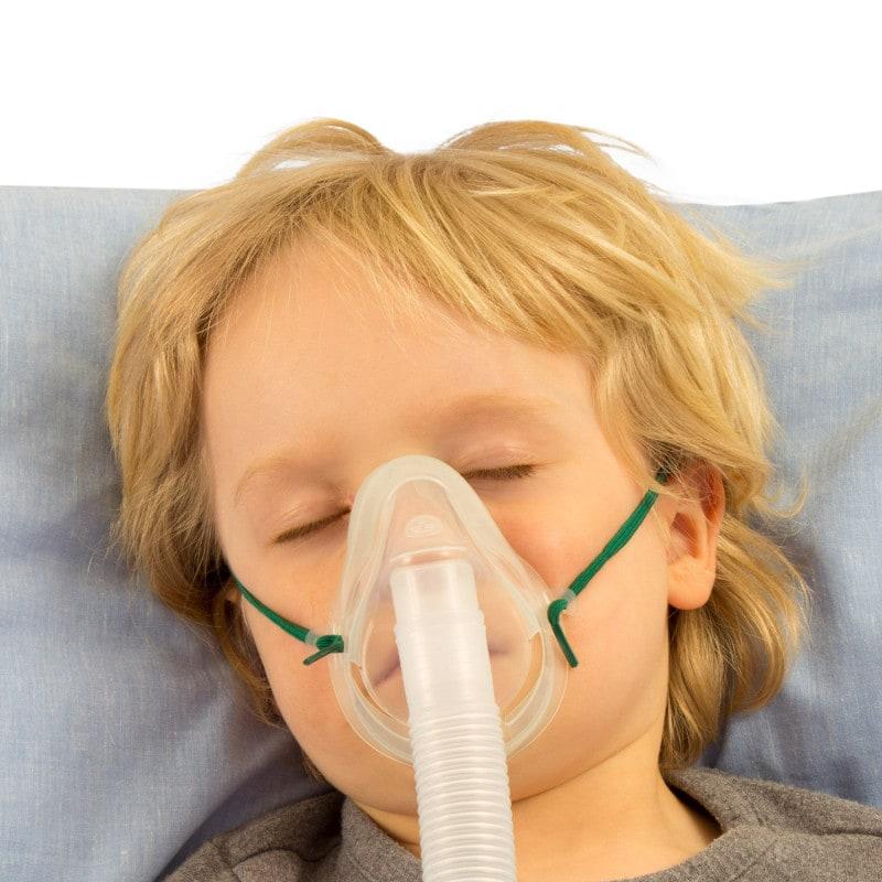 Sella especialmente bien y proporciona una terapia de aerosol eficaz