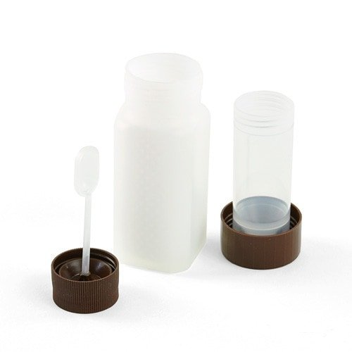 Stool Sample Bottles with Sealable Containers