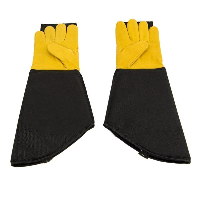 Handschoenen met bijtstukken