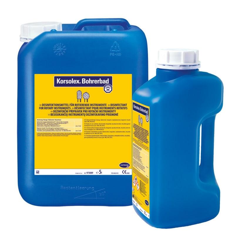Korsolex ist bedarfsgerecht in verschiedenen Größen erhältlich