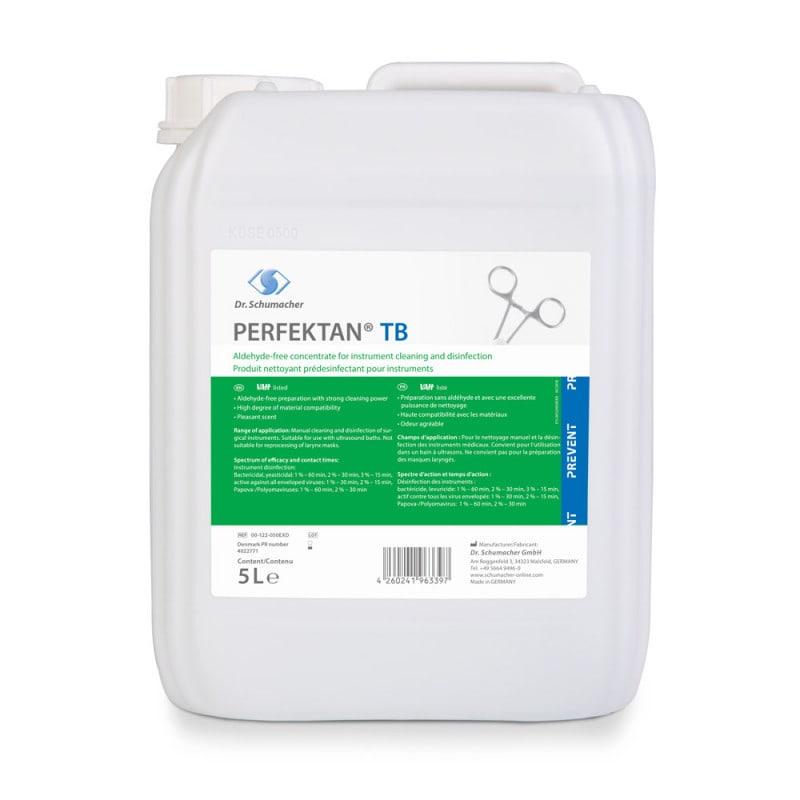 Instrumentendesinfektionsmittel für die manuelle Instrumentendesinfektion