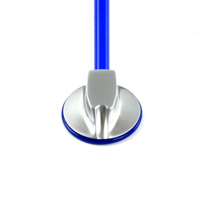 Ergonomisch geformtes Metall-Bruststück mit Kälteschutzring und Membran