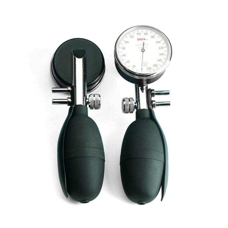Blutdruckgerät aus eloxiertem Aluminium mit großer Anzeige