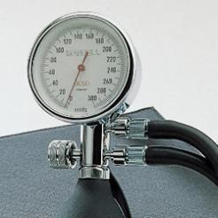 Ciśnieniomierz dwuprzewodowy boso-manuell