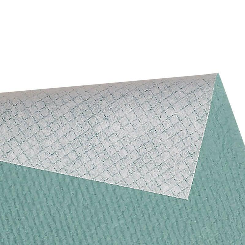 Zweischichtiger Aufbau mit Spinnvlies und Polyethylen-Folie für hohe Stabiltät