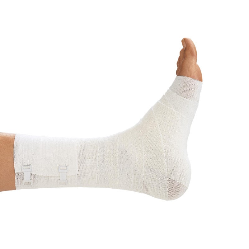 Idealne do opatrywania urazów układu kostno-stawowego w ramach pierwszej pomocy lub dalszego leczenia