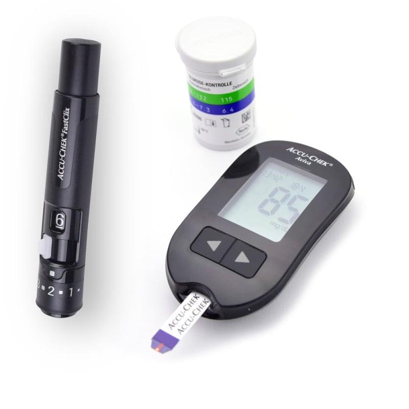 Glukometr Accu-Chek Aviva