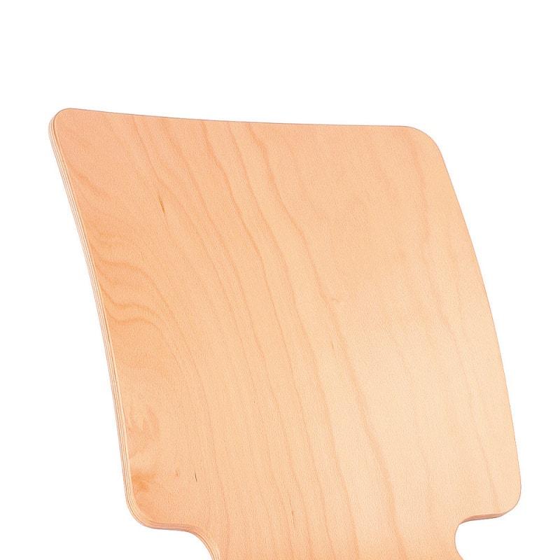Stapelbarer Holzstuhl
