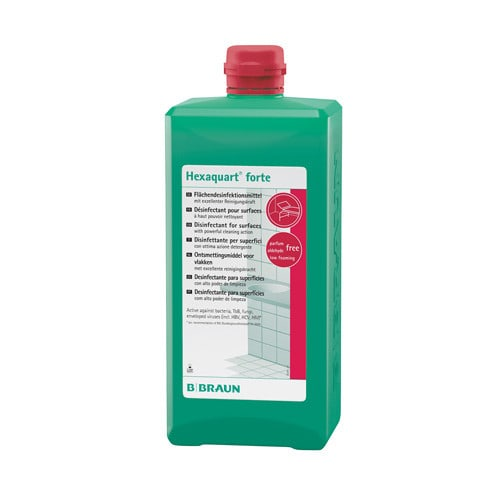 Hexaquart Forte Surface Disinfectant