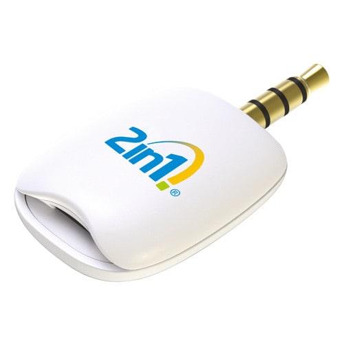 Medidor de glucemia 2in1 para smartphones / tabletas