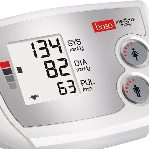 boso-medicus family, Blood Pressure Monitor