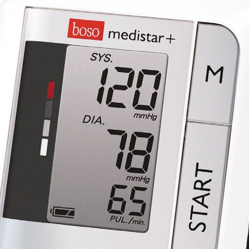 boso medistar + Blood Pressure Monitor