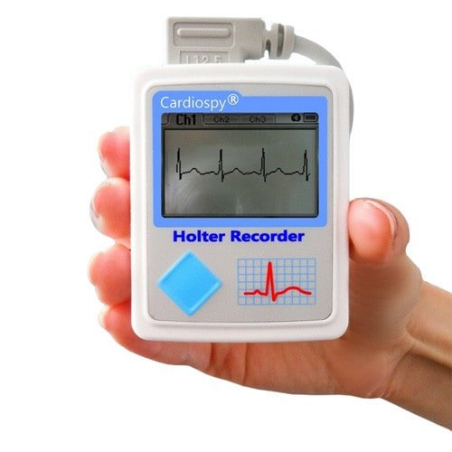 EC-3H Holter ECG Device