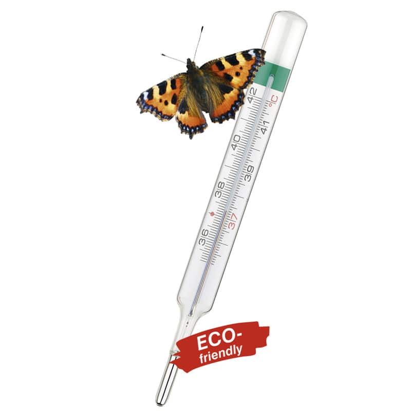 Geratherm Classic Thermometer, Mercury-Free