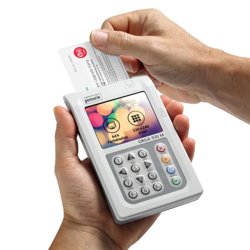Das Orga 930M muss die Voraussetzungen für die Umstellung auf Online-Telematik erfüllen!