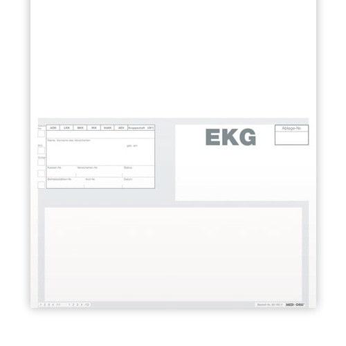 Karteitasche «EKG»