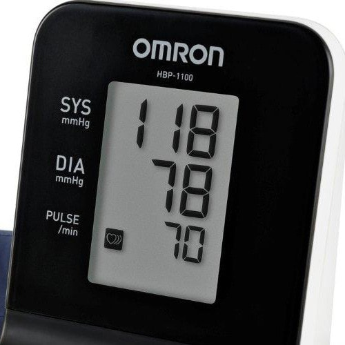 Omron blood pressure monitor HBP-1100