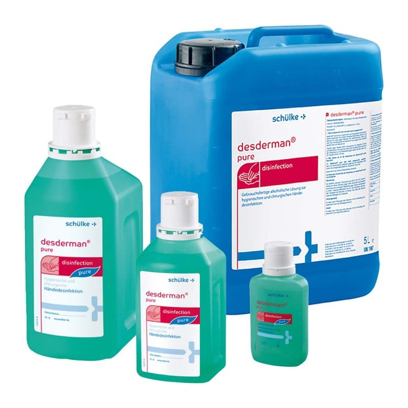 Desderman pure, Hand Disinfectant