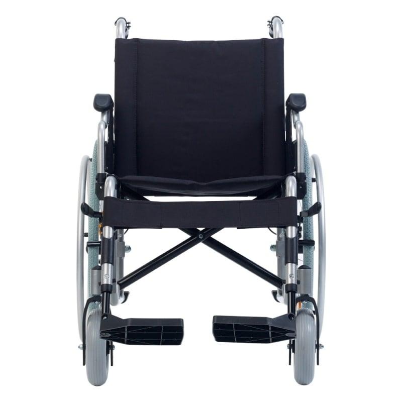Sedia a rotelle in alluminio teqler for Larghezza sedia a rotelle