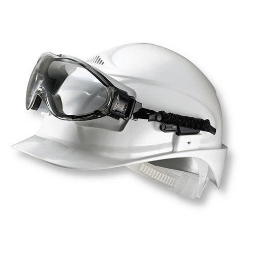 "Uvex ""Ultrasonic"", Protective Goggles with panoramic sight"