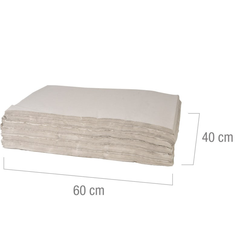 In handelsüblicher Größe von 40 cm x 60 cm