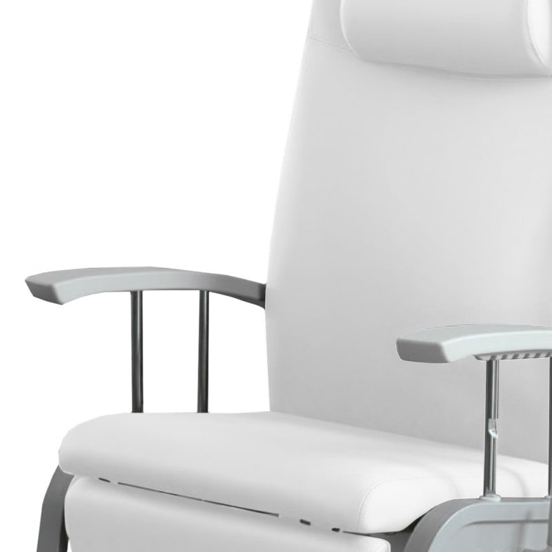"""2:1 """"Fero"""" Care and rest chair with wheels"""