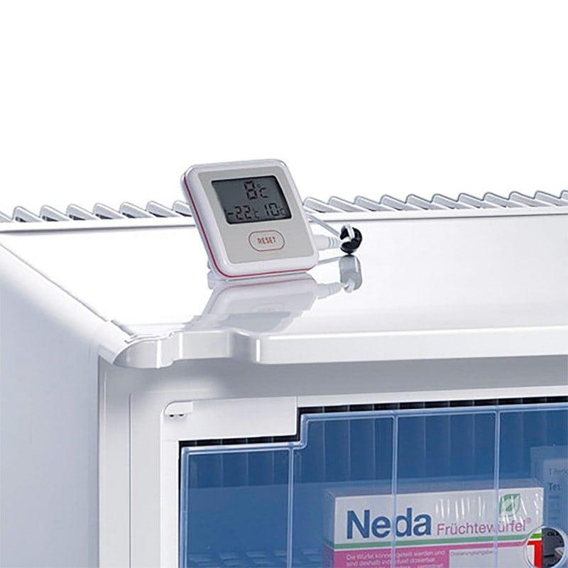 Digitales Thermometer zur Kontrolle der Innentemperatur