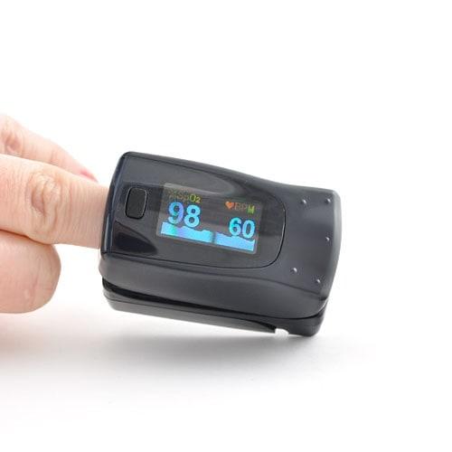 Oxymètre de pouls numérique H10