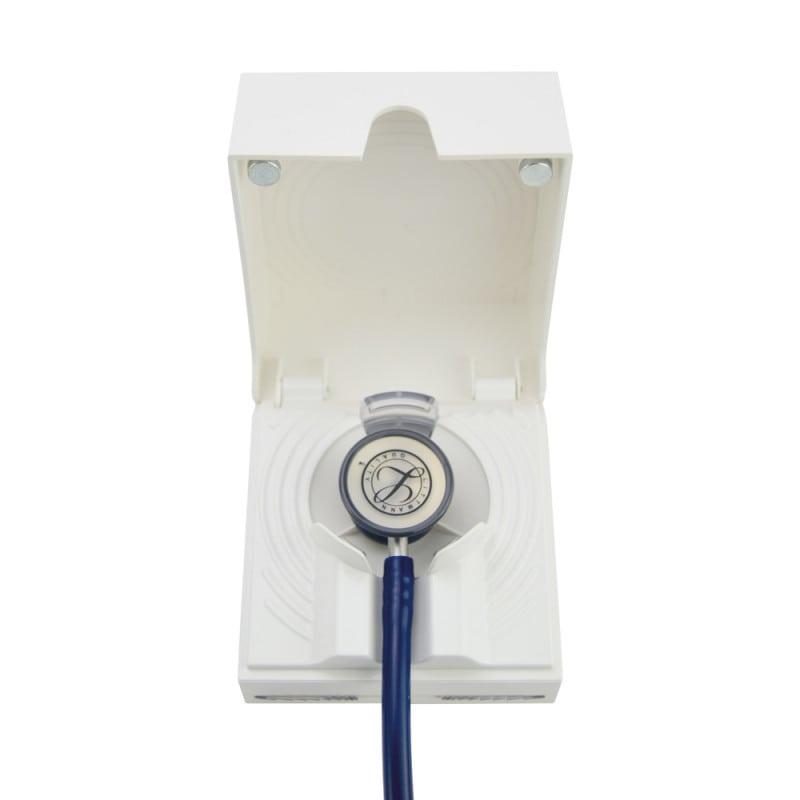 Boîtier plastique robuste avec verrouillage magnétique