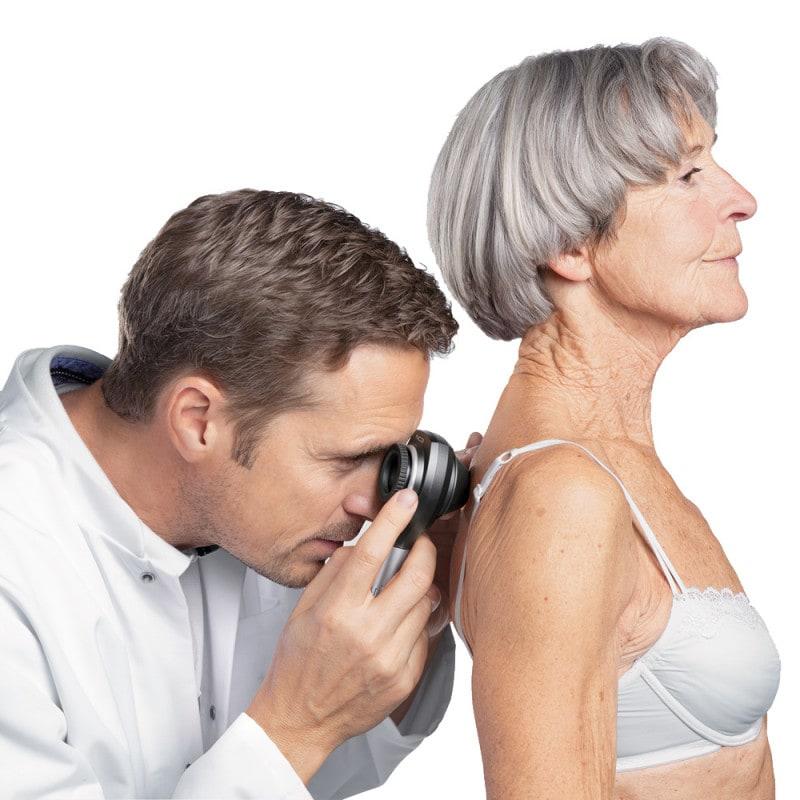 Dermatoskop HEINE NC2