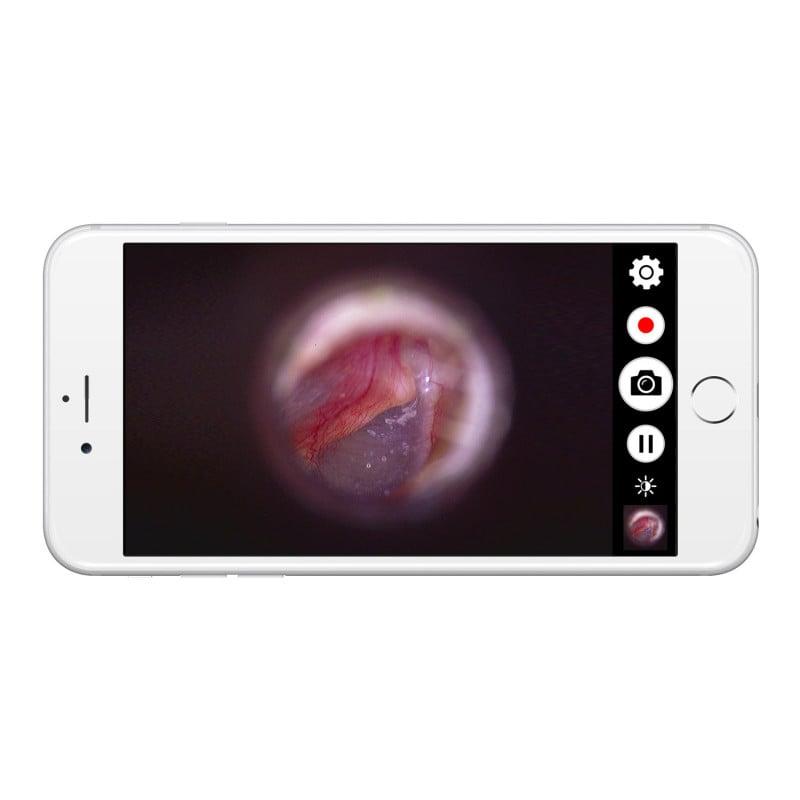 Transferencia inalámbrica de datos a dispositivos iOS y Android compatibles