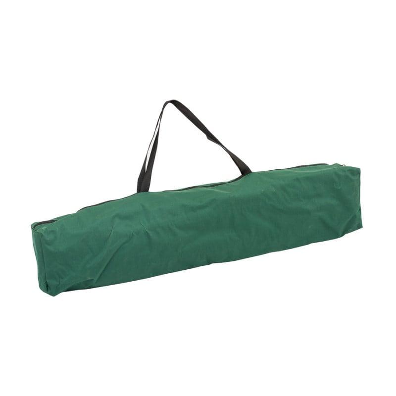 Livraison avec un sac de transport pratique